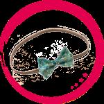 Les pitchounettes : Création de bandeau-accessoires pour enfants mais pas que...