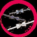 Les pitchounettes : Création de Noeuds papillon-accessoires pour enfants mais pas que...